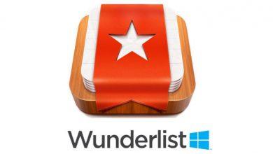 مدیریت کارها و زمان انجام آن با واندرلیست - wunderlist